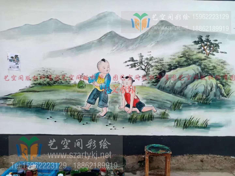 吴中南通文化墙